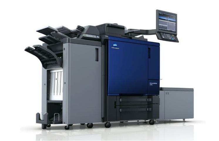 Цифрова друкарська машина Konica Minolta AccurioPress C3080