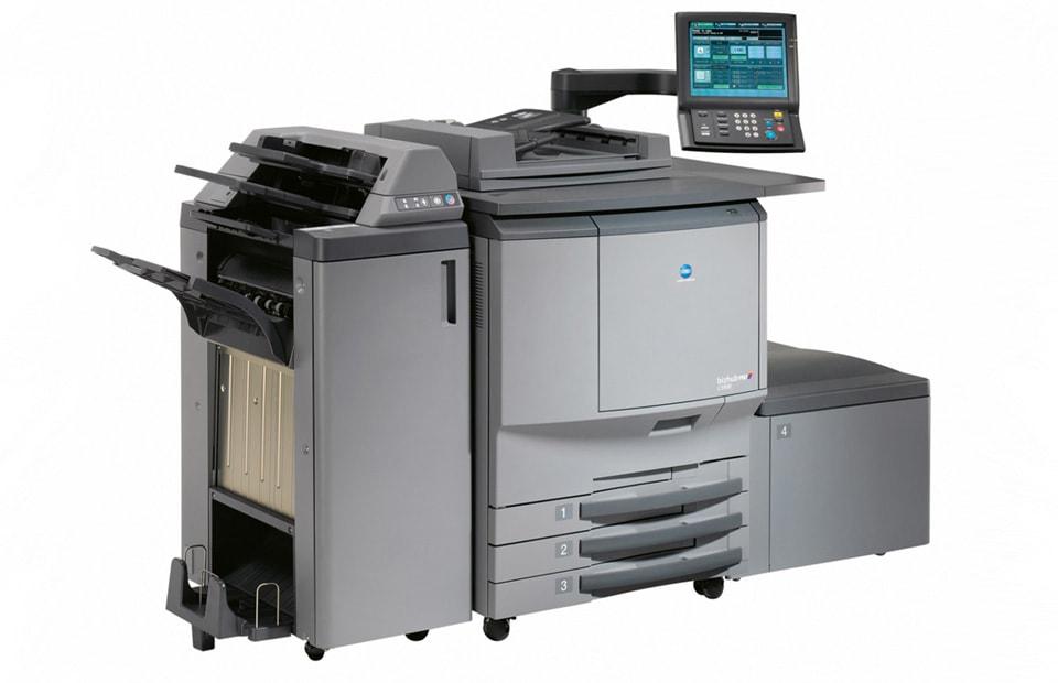 Цифрова друкарська машина Konica Minolta bizhub PRO c6500